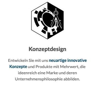 Konzeptdesign von Simoleit Design