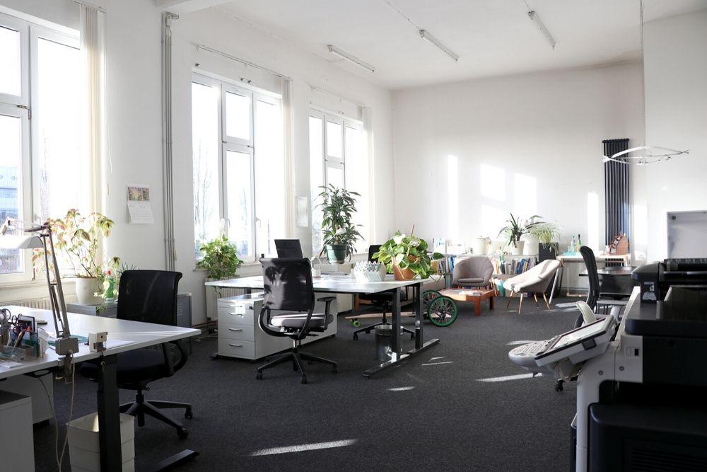 Räumlichkeiten von Simoleit Design - Büro für Management