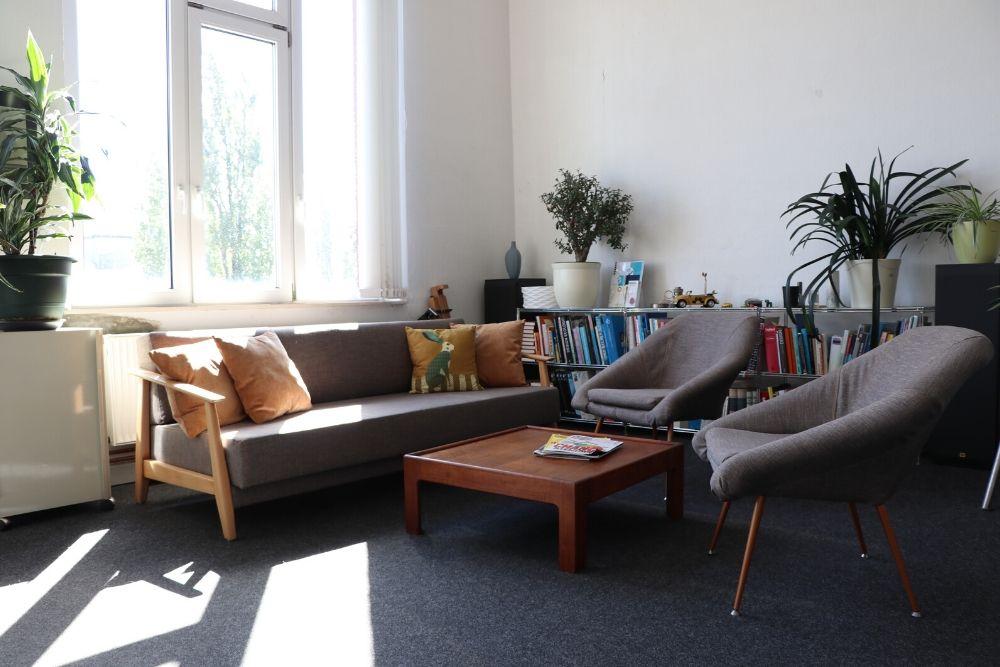 Simoleit Design - die Räumlichkeiten und das Team dahinter