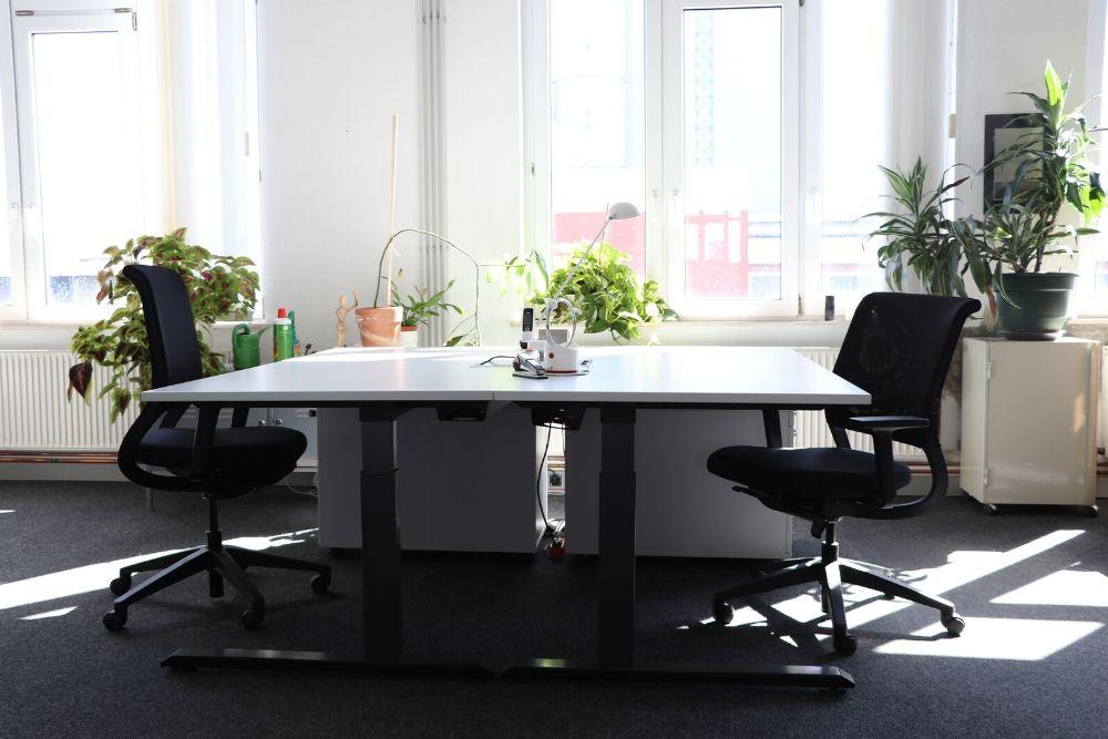 Simoleit Design - die Räumlichkeiten und das Team