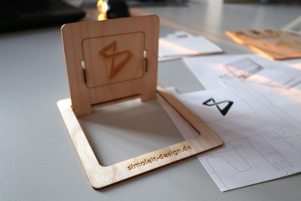 Simoleit Design - erste Modelle als Konzeptionsgrundlage