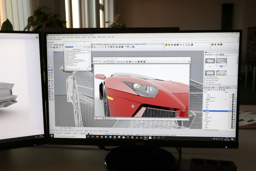 Simoleit Design - Konzeption und Visualisierung der Produkte