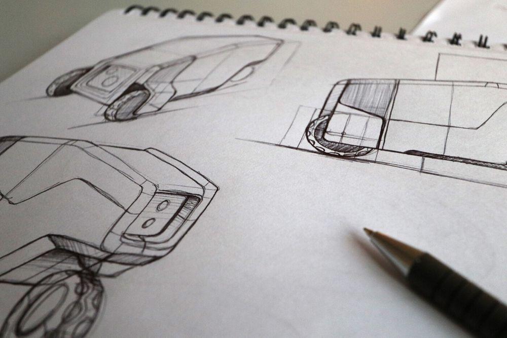 Simoleit Design - die Entwicklungen und Prozesse dahinter