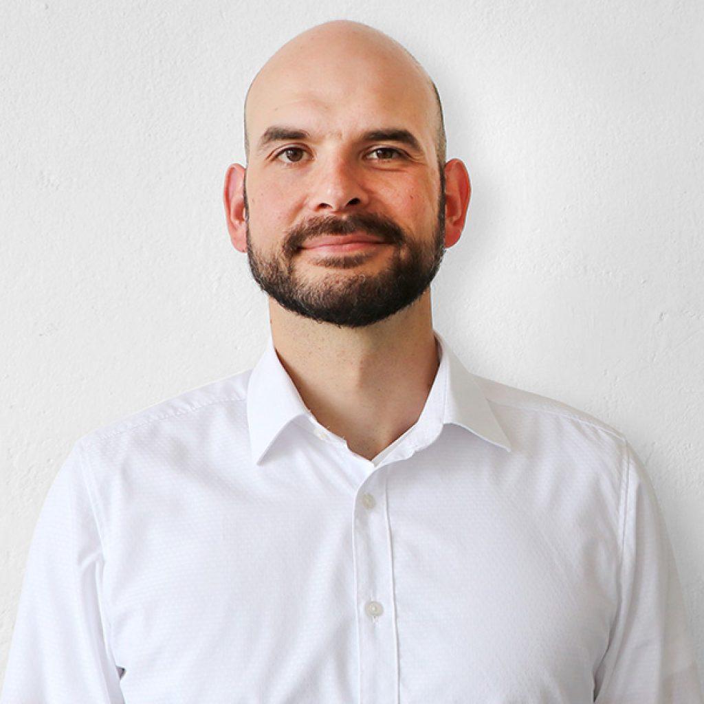 Tino Kalettka als Inhaber von Simoleit Design