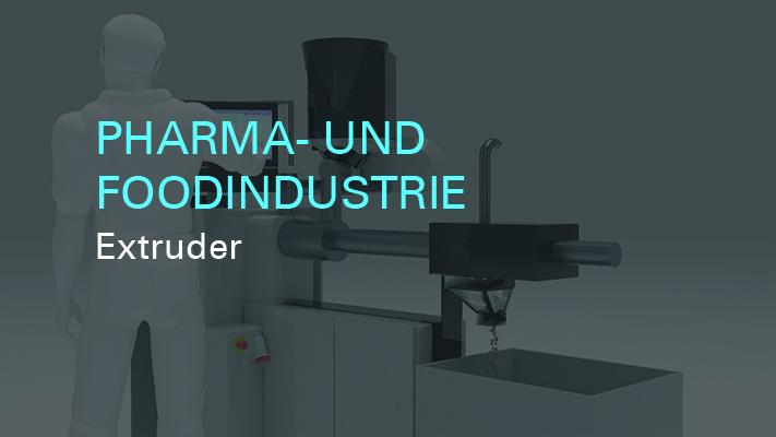 Maschinendesign - Pharma- und Foodindustrie