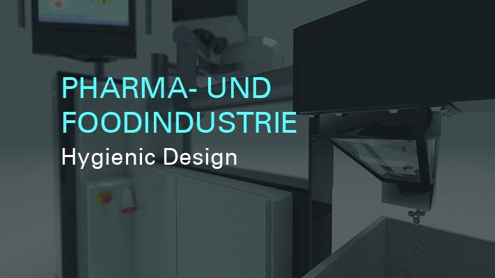 Maschinendesign - Hygienic Design