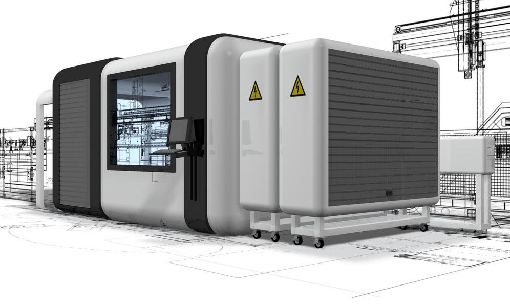 Maschinendesign - Verpackungsmaschinen