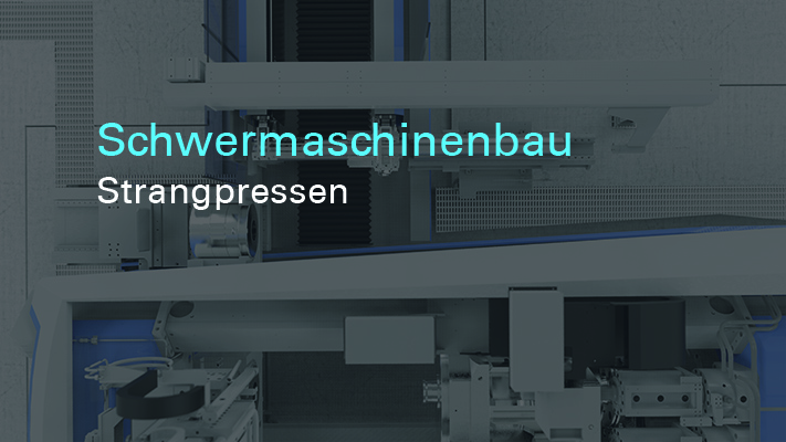 Maschinendesign - Stangpressen