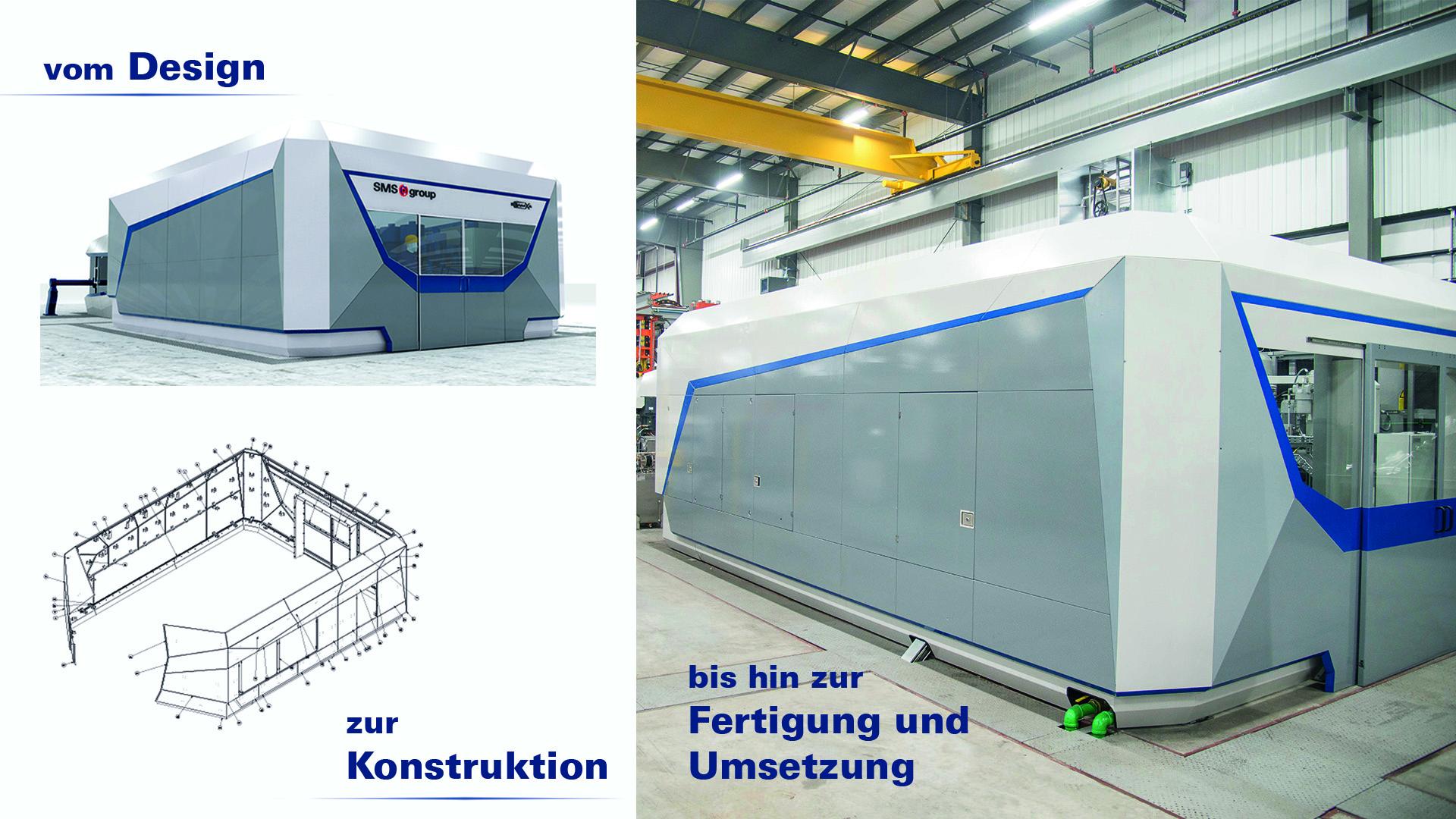 Maschinendesign - Zusammenarbeit von Industriedesignern und Konstrukteuren